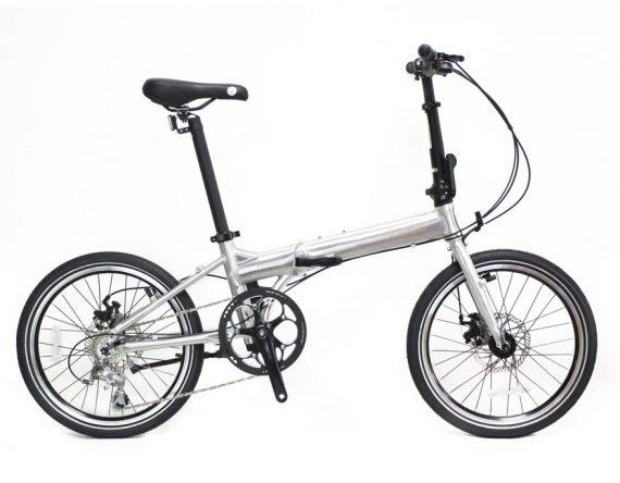 Hunter Pro Solorock 20 10 Speed Aluminum Folding Bike